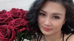 """Hoa khôi bóng chuyền Kim Huệ mặc áo hai dây, """"thả thính"""" bí ẩn"""