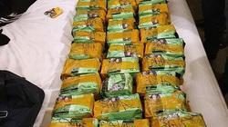 Hành trình gian lan triệt phá đường dây buôn bán 446kg ma túy tổng hợp