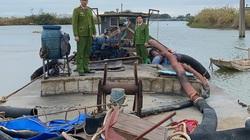 Quảng Ninh: Khởi tố vụ khai thác trộm cát tinh vi tại Móng Cái