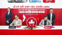 Tập đoàn Fuji Medical đẩy mạnh phát triển thiết bị y tế thông minh dùng cho gia đình