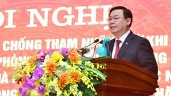 Ông Vương Đình Huệ: Luân chuyển cán bộ ở những vị trí nhạy cảm để phòng, chống tham nhũng