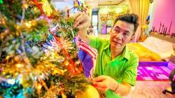Hé lộ quá khứ cơ cực, từng ước có 1 cây thông Noel của sao nam ở nhà 70 tỷ đồng
