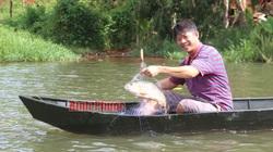 Hồ thủy lợi nào ở tỉnh Bình Phước mà dân mỗi ngày bắt được hàng tạ cá ngon, bán loanh quanh cũng hết sạch?
