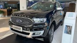 Ford Everest 2021 mới giảm giá gần 100 triệu đồng