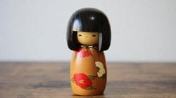 Bí mật tâm linh của những con búp bê gỗ Nhật Bản