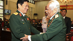 Bộ trưởng Bộ Quốc phòng: Trung tướng Nguyễn Quốc Thước là vị tướng trí dũng, kiên trung