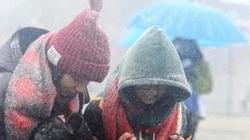 Tết Dương lịch nhiệt độ ở miền Bắc chỉ còn dưới 10 độ