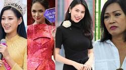 """Hoa hậu Đỗ Thị Hà, Thuỷ Tiên top những sao Việt bị """"ném đá"""" năm 2020"""