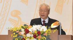 """""""Họp Trung ương, chúng tôi thông báo 2 vụ án tại Hà Nội, TP.HCM với 2 cựu lãnh đạo chủ chốt bị xử lý"""""""