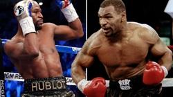 """50 võ sĩ boxing vĩ đại nhất: """"Ngã ngửa"""" với Mike Tyson, Floyd Mayweather"""