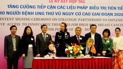 """Phối hợp với BHXH Việt Nam lập """"bản đồ"""" ung thư vú"""