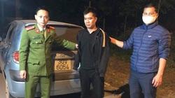 Phú Thọ: Bắt đối tượng vận chuyển hơn 50kg pháo
