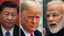 """Nóng Ấn Độ-Trung Quốc: Bắc Kinh tấn công New Delhi để """"dằn mặt"""" Mỹ"""