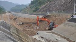 Ảnh: Toàn cảnh sự cố vỡ kênh Bắc Sông Chu - Nam Sông Mã ở Thanh Hóa