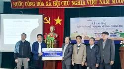 Tập đoàn Mavin hỗ trợ sinh kế trị giá 1,7 tỷ đồng giúp nông dân Quảng Trị vượt khó sau thiên tai