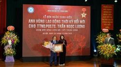 """Trao tặng danh hiệu Anh hùng lao động cho """"cha đẻ"""" của kỹ thuật nội soi tuyến giáp """"Dr Luong"""""""