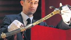 Thanh kiếm trị giá 6,4 triệu USD của Napoleon hiện ở đâu?