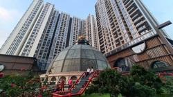Giữa Thủ đô, chung cư nghìn tỷ vẫn ngang nhiên đưa vào sử dụng trái luật