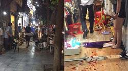 Nam thanh niên nghi dùng dao chém vợ trẻ tử vong ngay tại chợ
