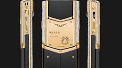 Điện thoại Vertu dùng mấy sim, sóng ra sao?