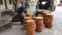 Hà Giang: Thu giữ 104 thớt gỗ nghiến sau loạt bài phản ánh của Dân Việt