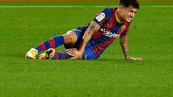Barca gặp đại họa ngày cuối năm: Coutinho nghỉ gần hết mùa