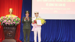 Phó Giám đốc Công an tỉnh Bắc Giang mới được bổ nhiệm là ai?