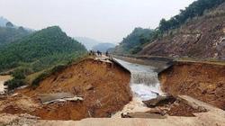 Nguyên nhân vỡ kênh ở Thanh Hóa