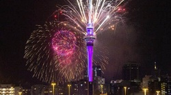 Quốc gia đầu tiên trên thế giới chào đón năm mới 2021 bằng màn bắn pháo hoa ấn tượng