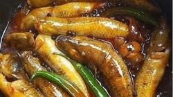 Lên Sơn La thưởng thức món cá kho được bắt từ suối Tấc Phù Yên
