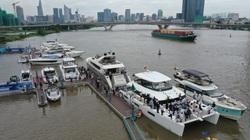 Triển lãm du thuyền đón năm mới, tái khởi động du lịch đường thủy