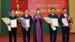 Phê chuẩn kết quả bầu hàng loạt lãnh đạo HĐND, UBND tỉnh Thái Nguyên