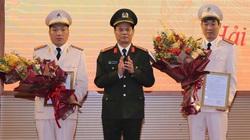 2 tân Phó giám đốc công an tỉnh Hải Dương mới được bổ nhiệm là ai?