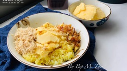 Bí quyết nấu món xôi xéo dẻo thơm bằng nồi cơm điện  nhanh gọn