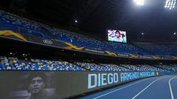 Vinh danh Maradona, Napoli làm điều chưa từng có trong lịch sử