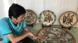 Anh thầy giáo tiểu học có bộ sưu tập gốm sứ xưa nay hiếm có một không hai ở vùng Bảy Núi