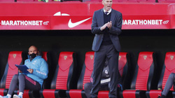 """Real Madrid đánh bại Sevilla, HLV Zidane nhắc đến """"đội bóng cá tính"""""""