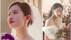 """9 mỹ nhân Hoa ngữ diện váy cưới khiến phụ nữ cũng phải rung động, đàn ông """"ngất ngây"""""""