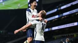 """Cùng lập công giúp Tottenham hạ Arsenal, cặp Kane - Son chạm nhiều cột mốc """"khủng"""""""