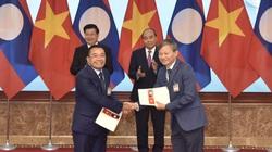 Tập đoàn Điện lực Việt Nam (EVN) ký kết các Biên bản ghi nhớ với các Nhà đầu tư các dự án điện tại Lào
