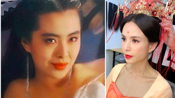 """2 mỹ nhân Trung Quốc hiếm hoi chụp ảnh cùng hơn 30 năm trước bị """"đào lại"""" ảnh gây """"sốt"""" mạng"""