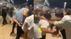 Công an nổ súng trấn áp nhóm 'hỗn chiến' ở AEON Tân Phú: Xác định 3 đối tượng liên quan