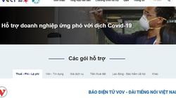 Trang web hỗ trợ doanh nghiệp ứng phó với Covid-19