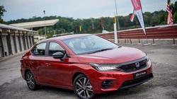 Thông tin mới nhất về Honda City 2021, khách Việt nóng lòng