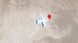Phát hiện máy bay bị bỏ rơi bí ẩn trên sa mạc - có thể là MH370
