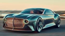 Bentley tấn công thị trường bằng xe điện siêu sang
