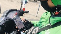 Tài xế công nghệ: Cầm về được nửa tiền mỗi cuốc xe