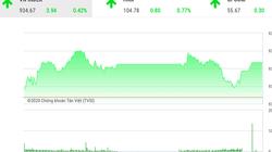 Chứng khoán ngày 11/2: Cổ phiếu ngân hàng đưa VnIndex về sát ngưỡng 935 điểm