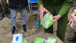 Cao Bằng: Bắt giữ 3 đối tượng buôn lậu khẩu trang y tế qua biên giới