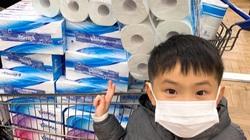"""Người dân Nhật Bản đổ xô mua giấy vệ sinh sau """"lệnh"""" tạm đóng cửa trường học"""